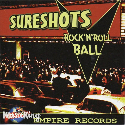Sureshots - Rock'N'Roll Ball CD at £9.50