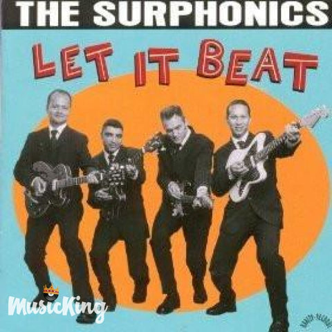 Surphonics - Let It Beat - CD