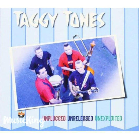 Taggy Tones - Unplugged Unreleased Unexploited - Digi-Pack