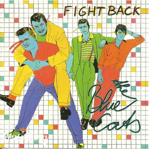 The Blue Cats - Fight Back - Cd