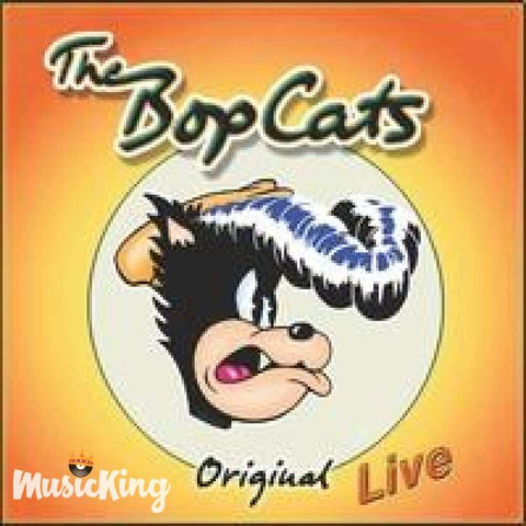 The Bopcats - Original Live CD - CD