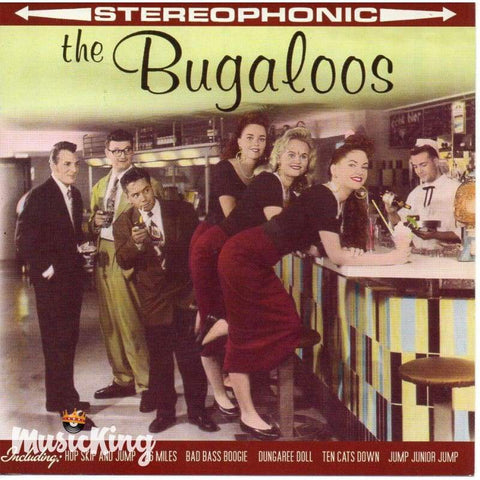 The Bugaloos - Cd