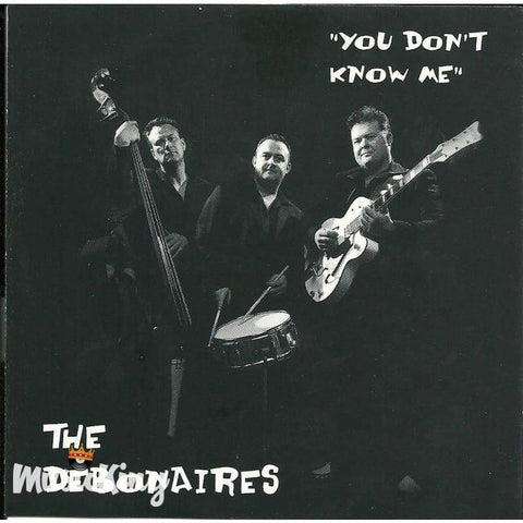 The Debonaires - You Dont Know Me - CD