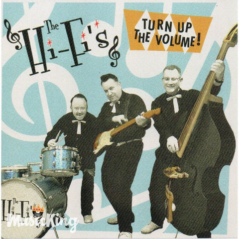 The Hi-Fi's - Turn Up The Volume CD CD at £11.50