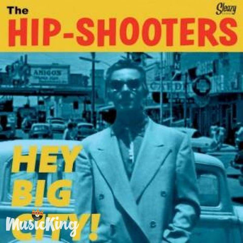 The Hip Shooters - Vinyl EP 45rpm - Vinyl