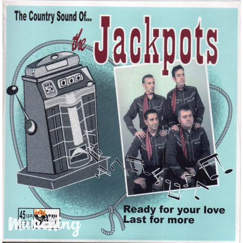 The Jackpots - The Country Sound Of - Vinyl 45 RPM - Vinyl