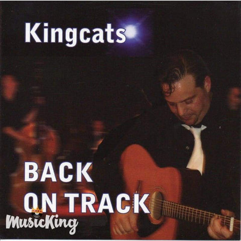 The Kingcats - Back On Track - CD