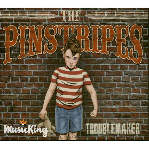 The Pinstripes - Trouble Maker LP Vinyl at £12.00