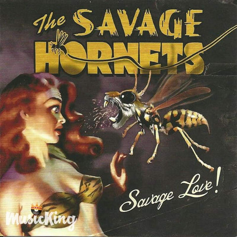 The Savage Hornets - Savage Love CD at £5.25