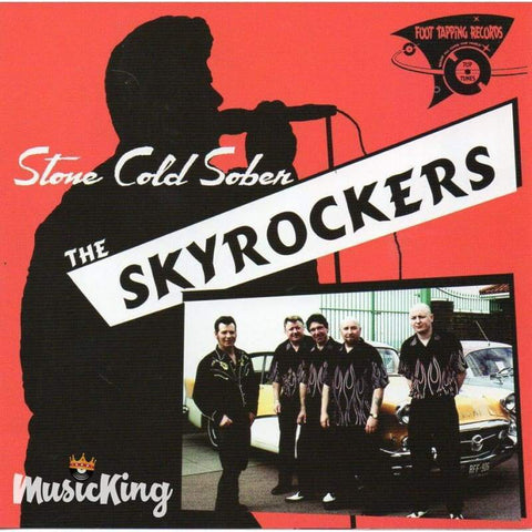 The Skyrockers - Stone Cold Sober CD at £4.75