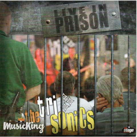 Tri Sonics - Live In Prison CD at £8.50