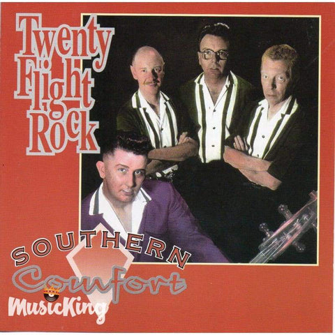 Twenty Flight Rock - Southern Comfort - Cd