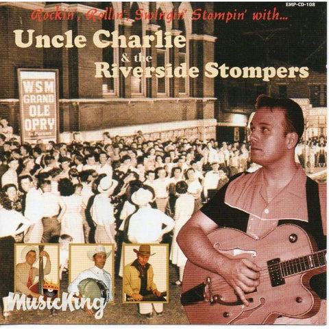 Uncle Charlie & The Riverside Stompers CD at £9.50