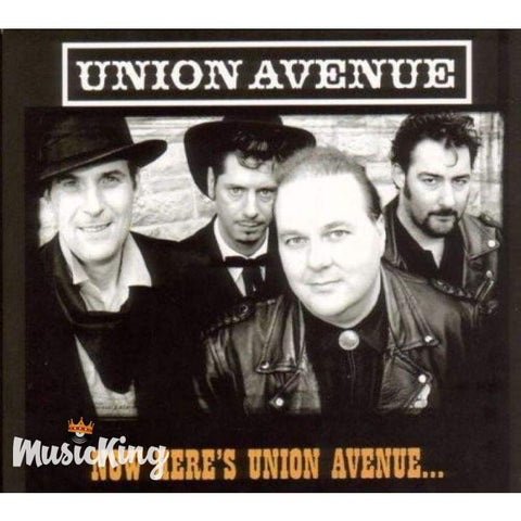 Union Avenue - Now Heres Union Avenue - Digi-Pack
