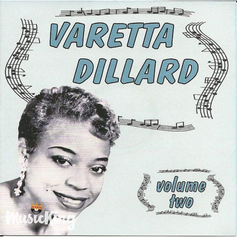 Varetta Dillard - Vol 2 CD at £4.00