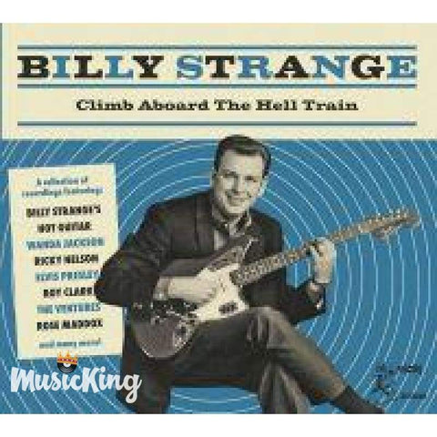 Various - Billy Strange (Climb Aboard The Hell Train) (CD) - Digi-Pack