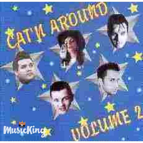 Various - Catn Around Volume 2 - Cd