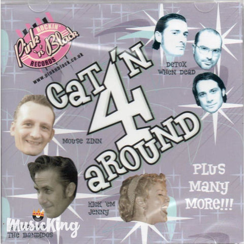 Various - Catn Around Volume 4 - CD