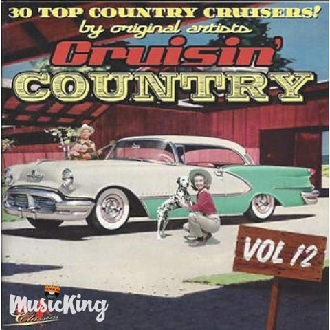 Various - Cruisin' Country Vol 12 - CD