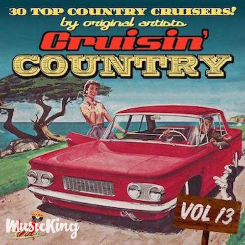 Various - Cruisin' Country Vol 13 CD - CD