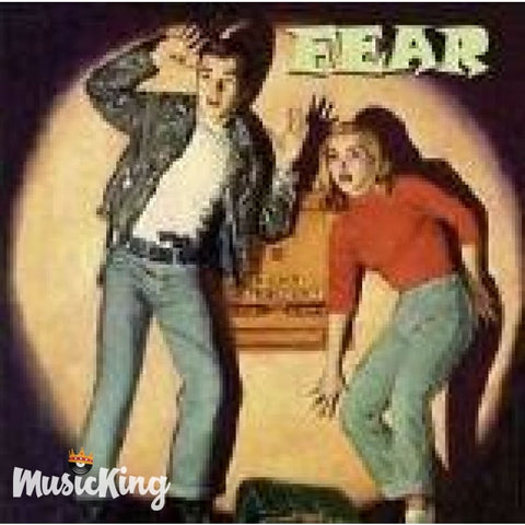Various - Fear CD - CD