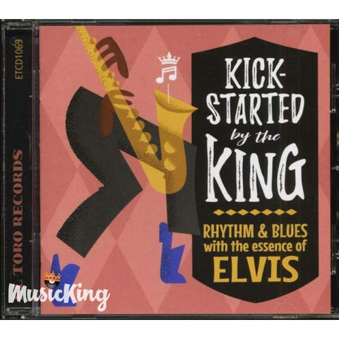 Various - Kick Started By The King ( CD ) CD