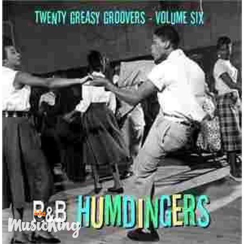 Various - R & B Humdingers Volume Six CD - CD