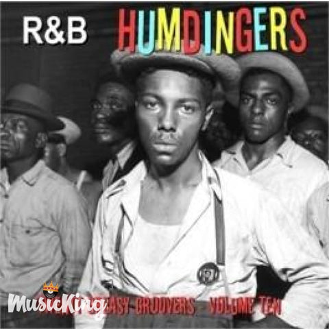 Various - R & B Humdingers Volume Ten CD - CD