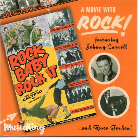 Various - Rock Baby Rock It - Feat Johnny Carroll & Rosco Gord - CD