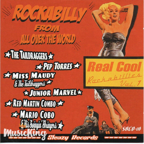 Various - Rockabilly From All Over The World - Vol 1 - CD