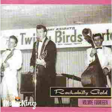 Various - Rockabilly Gold - Vol 14 CD - CD