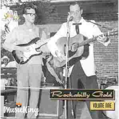Various - Rockabilly Gold - Vol 9 CD - CD