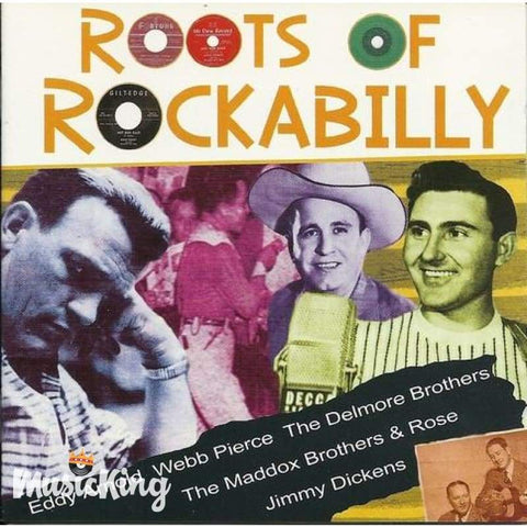 Various - Roots Of Rockabilly Vol 1 -1950 - Cd