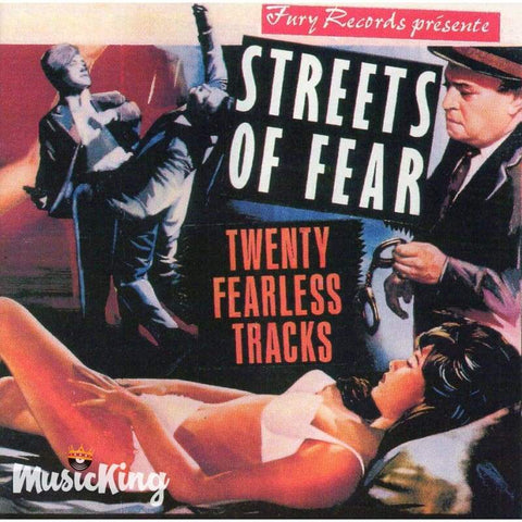 Various - Streets Of Fear - Cd