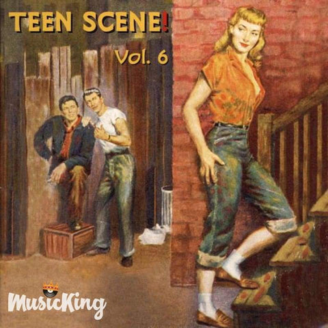 Various - Teen Scene Vol 6 CD - CD