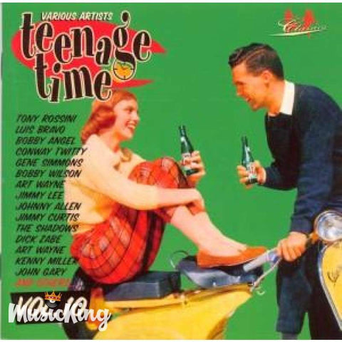 Various - Teenage Time Vol 10 CD - CD