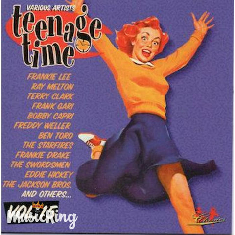 Various - Teenage Time Vol 15 CD - CD