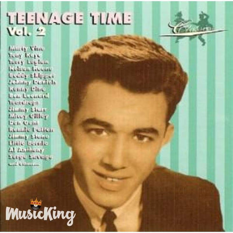 Various - Teenage Time Vol 2 CD - CD