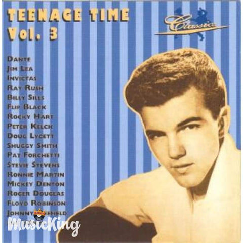 Various - Teenage Time Vol 3 CD - CD