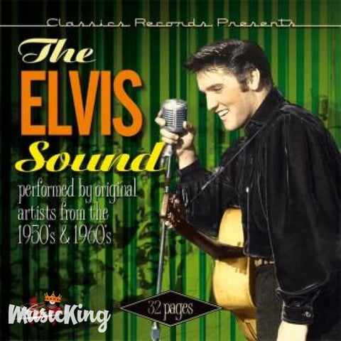 Various - The Elvis Sound CD - CD
