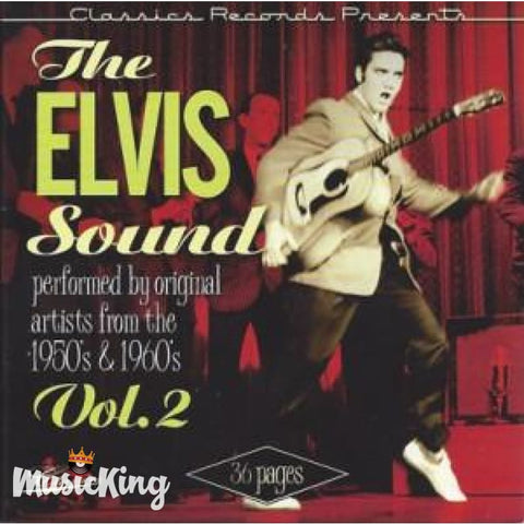 Various - The Elvis Sound Vol 2 - CD