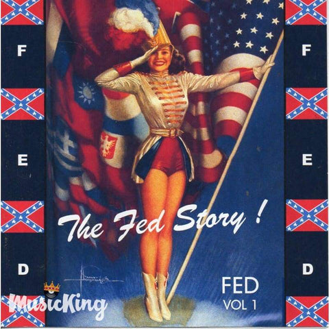 Various - The Fed Story Vol 1 - CD