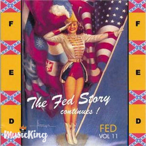 Various - The Fed Story Vol 11 - CD