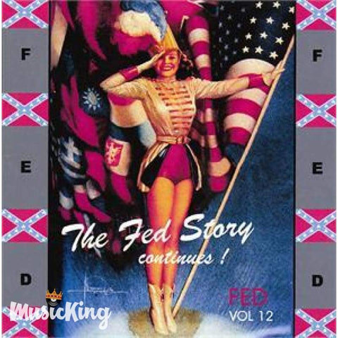 Various - The Fed Story Vol 12 - CD