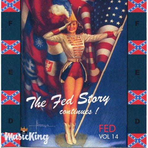 Various - The Fed Story Vol 14 - CD