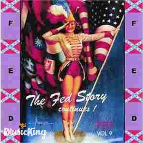 Various - The Fed Story Vol 9 - CD