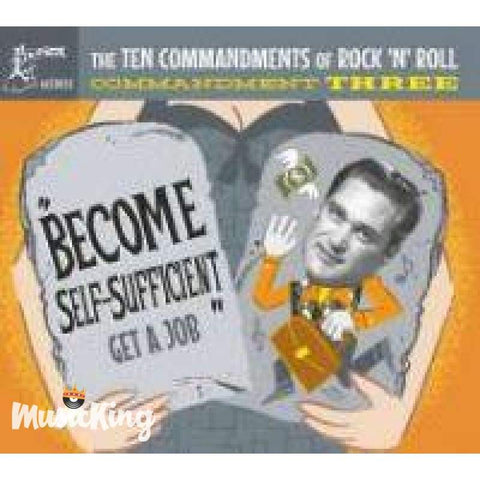 Various - The Ten Commandments Of Rock 'n' Roll Vol. 3 (CDs) - CD