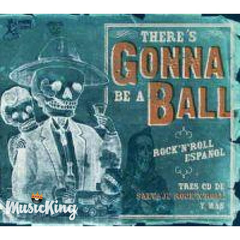Various - There's Gonna Be A Ball (3 CDs) - Box Set