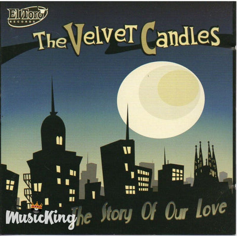 Velvet Candles - Story Of Our Love CD at £10.50
