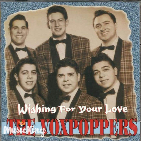 Voxpoppers - Wishing For Your Love - Cd